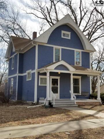 217 S 3rd St, Lindsborg, KS 67456 (MLS #36864) :: Select Homes - Team Real Estate