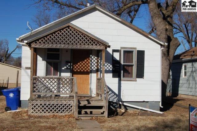 418 S Tulip St, McPherson, KS 67460 (MLS #36880) :: Select Homes - Team Real Estate