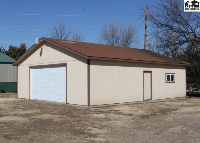 401 Doris St, Inman, KS 67546 (MLS #36895) :: Select Homes - Team Real Estate