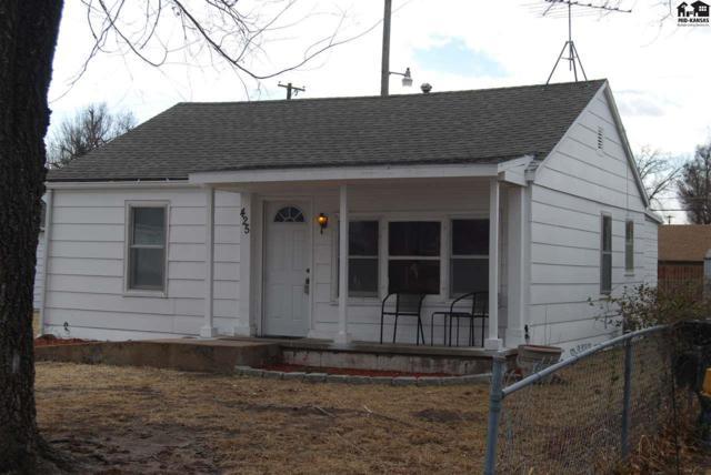 425 Liberty St, Hutchinson, KS 67501 (MLS #36897) :: Select Homes - Team Real Estate