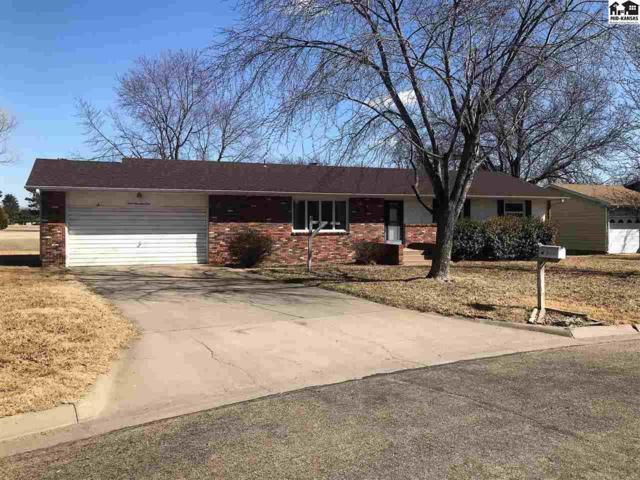 309 Meadowlark, Lyons, KS 67554 (MLS #36901) :: Select Homes - Team Real Estate