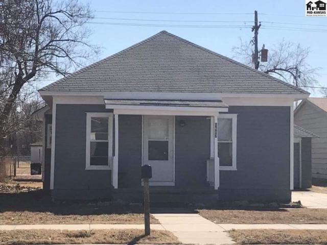 1607 E 4th Ave, Hutchinson, KS 67501 (MLS #36908) :: Select Homes - Team Real Estate