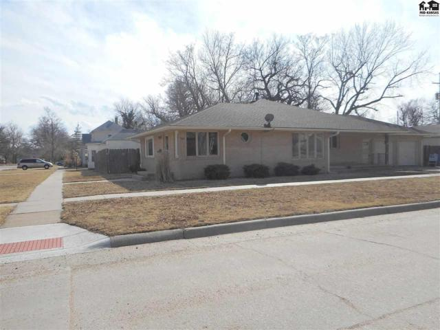 202 W Washington, Lyons, KS 67559 (MLS #36913) :: Select Homes - Team Real Estate