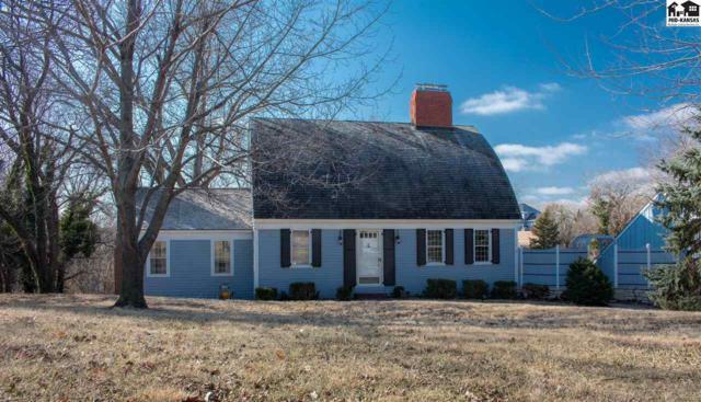 1395 Pioneer Rd, McPherson, KS 67460 (MLS #36966) :: Select Homes - Team Real Estate