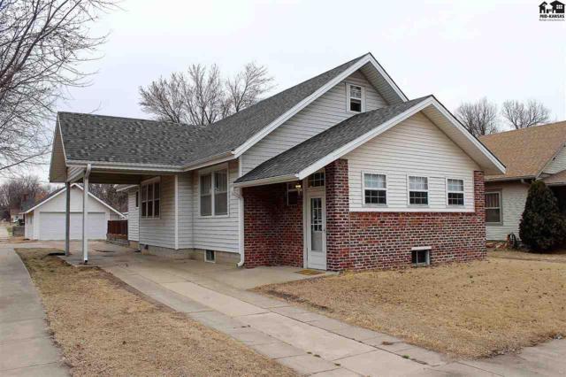 450 Eagle St, Little River, KS 67457 (MLS #36997) :: Select Homes - Team Real Estate