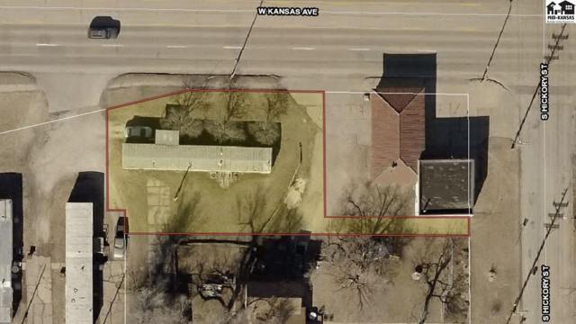 707 W Kansas Ave, McPherson, KS 67460 (MLS #37003) :: Select Homes - Team Real Estate