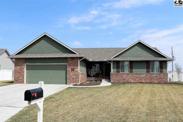 54 E Detroit Dr, South Hutchinson, KS 67505 (MLS #37046) :: Select Homes - Team Real Estate