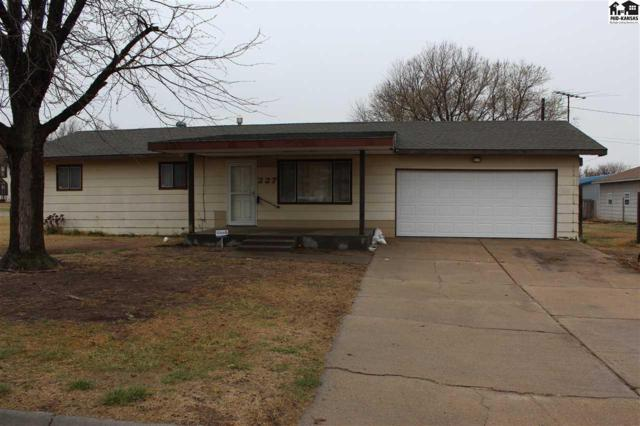 227 S Maple St, South Hutchinson, KS 67505 (MLS #37052) :: Select Homes - Team Real Estate