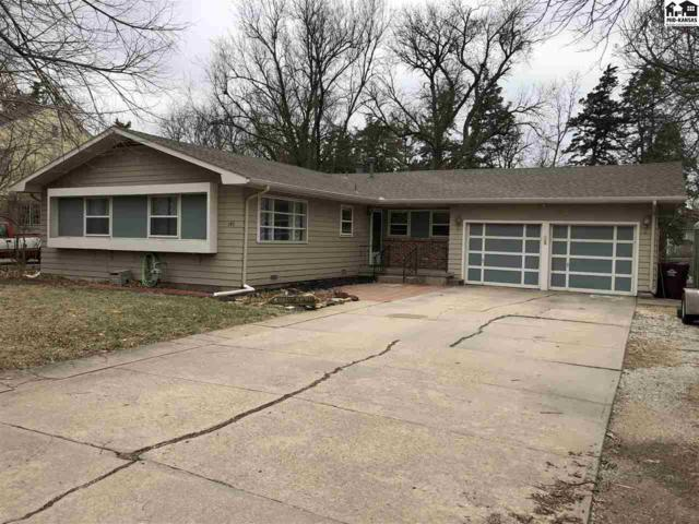 145 N Maxwell St, McPherson, KS 67460 (MLS #37075) :: Select Homes - Team Real Estate