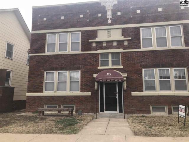 215 W Avenue South, Lyons, KS 67554 (MLS #37076) :: Select Homes - Team Real Estate