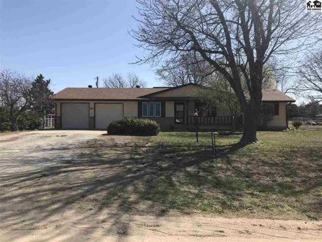 996 15th Ave, McPherson, KS 67460 (MLS #37100) :: Select Homes - Team Real Estate