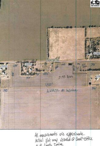 00000 Frontier Rd, Galva, KS 67443 (MLS #37117) :: Select Homes - Team Real Estate