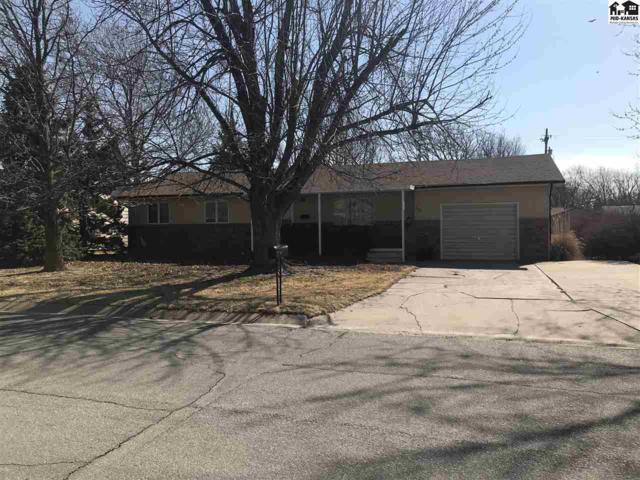 208 S Clark, Lyons, KS 67554 (MLS #37149) :: Select Homes - Team Real Estate