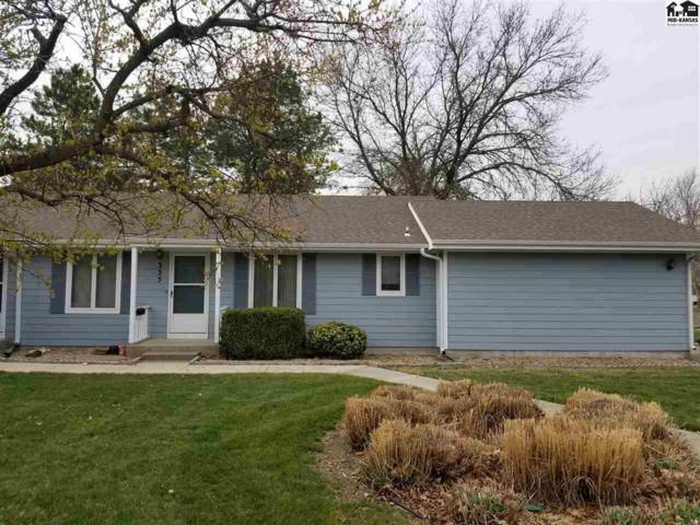 335 S Main St, Lindsborg, KS 67456 (MLS #37155) :: Select Homes - Team Real Estate