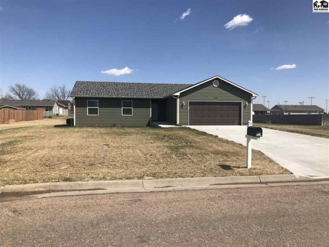 1002 S Workman, Lyons, KS 67554 (MLS #37156) :: Select Homes - Team Real Estate