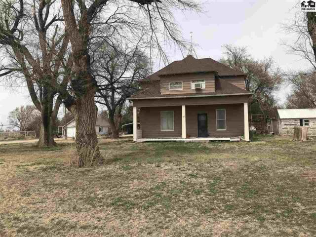 1325 Ave N, Lyons, KS 67554 (MLS #37163) :: Select Homes - Team Real Estate