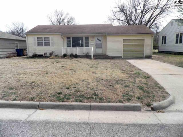 1003 W 20th Ave, Hutchinson, KS 67502 (MLS #37164) :: Select Homes - Team Real Estate