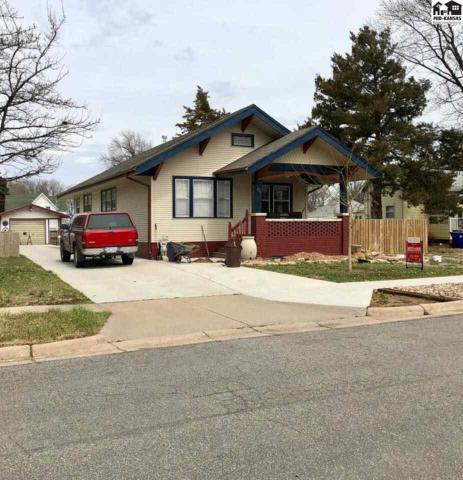207 E Gordon St, Inman, KS 67546 (MLS #37166) :: Select Homes - Team Real Estate