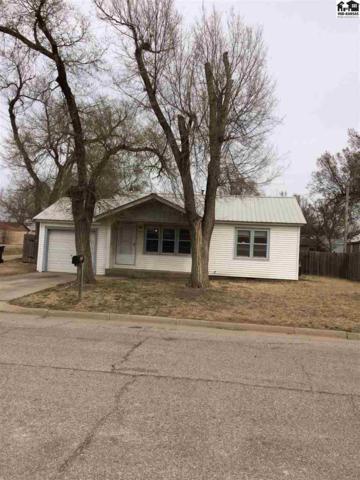1512 N Van Buren St, Hutchinson, KS 67501 (MLS #37167) :: Select Homes - Team Real Estate