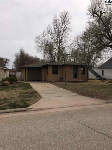 713 W 16th Ave, Hutchinson, KS 67501 (MLS #37175) :: Select Homes - Team Real Estate