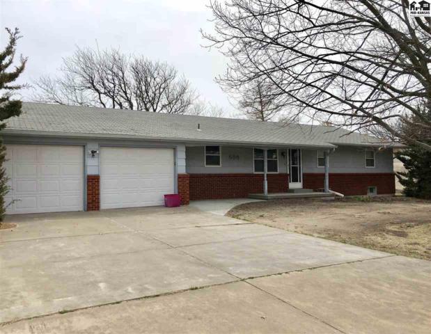 506 S Walnut St, Inman, KS 67546 (MLS #37181) :: Select Homes - Team Real Estate