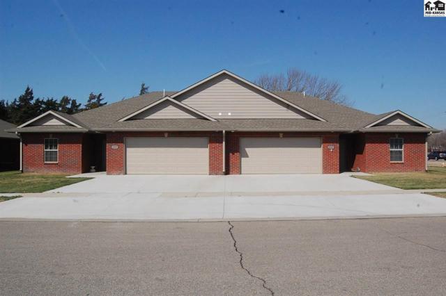 2907 Dickens Dr, Hutchinson, KS 67502 (MLS #37197) :: Select Homes - Team Real Estate