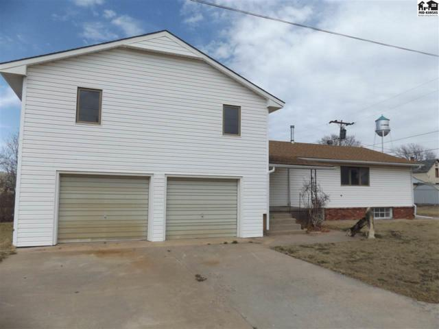 222 W 2nd St, Cunningham, KS 67035 (MLS #37198) :: Select Homes - Team Real Estate