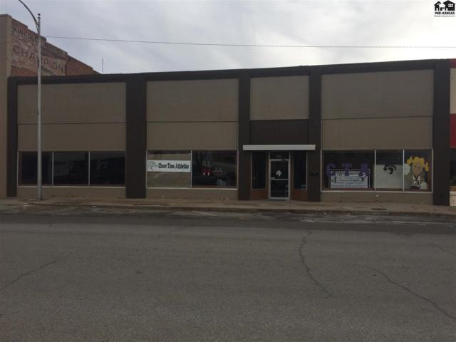 115 E Sherman St, Hutchinson, KS 67501 (MLS #37221) :: Select Homes - Team Real Estate