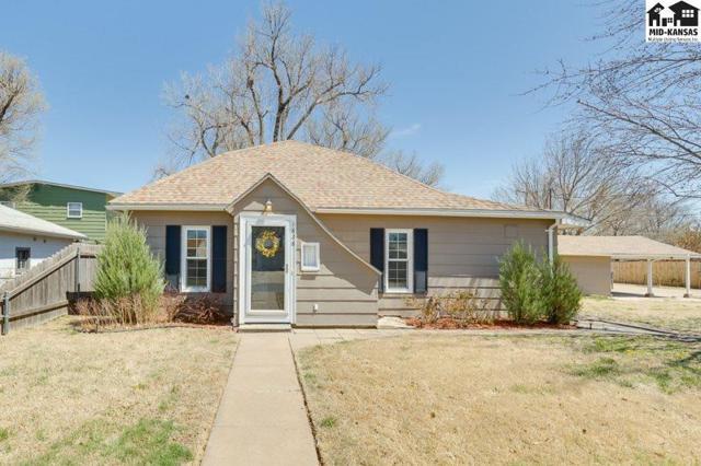 1828 N Van Buren St, Hutchinson, KS 67502 (MLS #37230) :: Select Homes - Team Real Estate