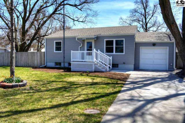606 E Simpson St, McPherson, KS 67460 (MLS #37244) :: Select Homes - Team Real Estate