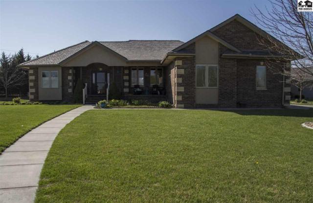 1301 Turkey Creek Dr, McPherson, KS 67460 (MLS #37252) :: Select Homes - Team Real Estate