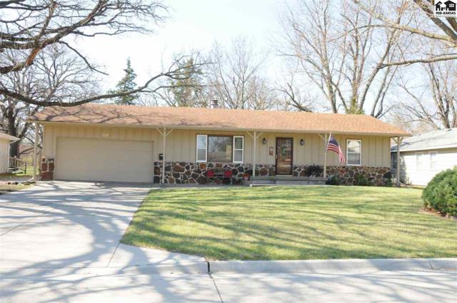 526 E Hill St, McPherson, KS 67460 (MLS #37254) :: Select Homes - Team Real Estate