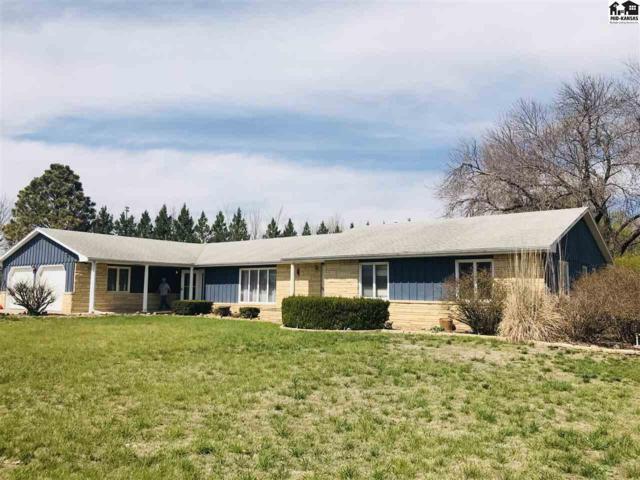626 Park Ln, Moundridge, KS 67107 (MLS #37281) :: Select Homes - Team Real Estate