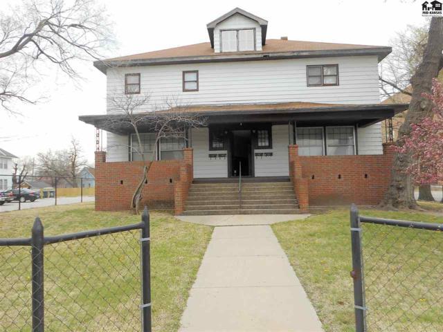 303 E Sherman Ave, Hutchinson, KS 67501 (MLS #37300) :: Select Homes - Team Real Estate