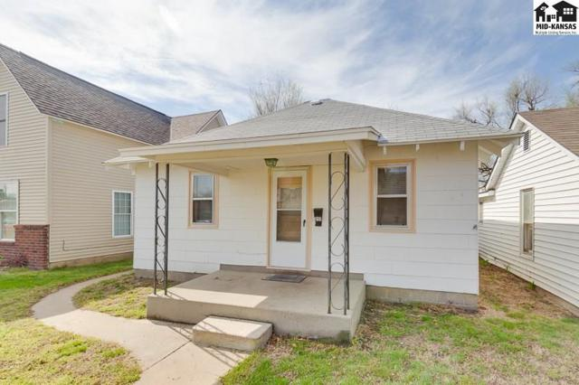 217 W 7th Ave, Hutchinson, KS 67501 (MLS #37306) :: Select Homes - Team Real Estate