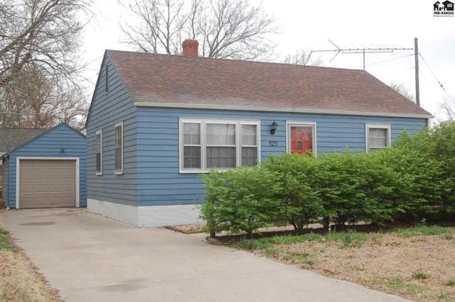 429 W 18th Ave, Hutchinson, KS 67502 (MLS #37329) :: Select Homes - Team Real Estate