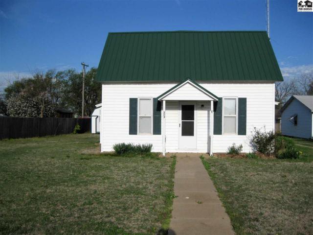 323 S Collingwood St, Pretty Prairie, KS 67570 (MLS #37331) :: Select Homes - Team Real Estate