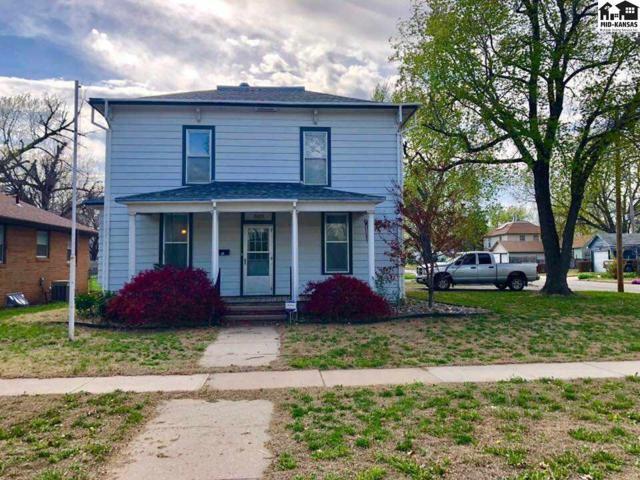 523 N Oak St, McPherson, KS 67460 (MLS #37335) :: Select Homes - Team Real Estate