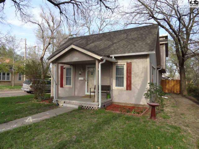 1034 Grimes St, McPherson, KS 67460 (MLS #37338) :: Select Homes - Team Real Estate