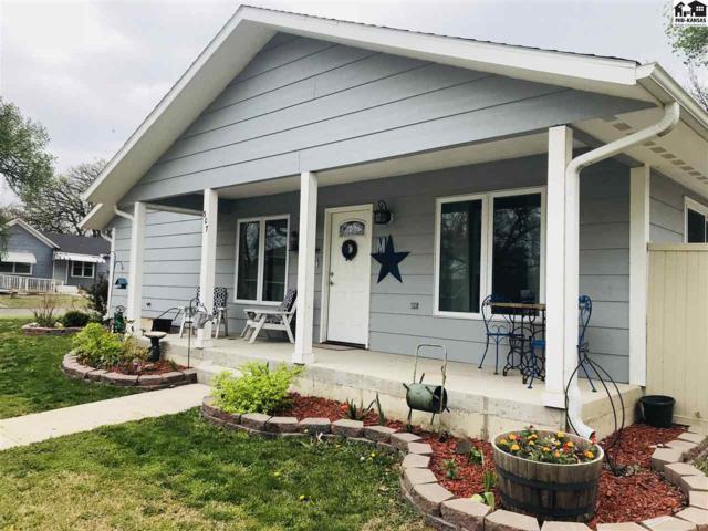 307 W Pack St, Moundridge, KS 67107 (MLS #37340) :: Select Homes - Team Real Estate