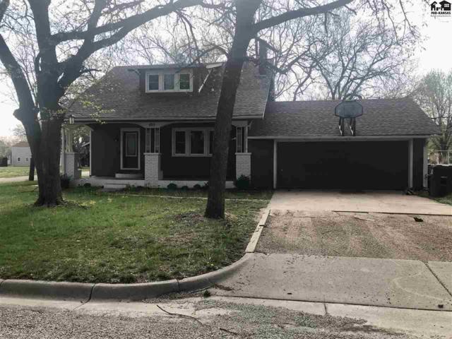 505 Eagle St, Little River, KS 67457 (MLS #37349) :: Select Homes - Team Real Estate
