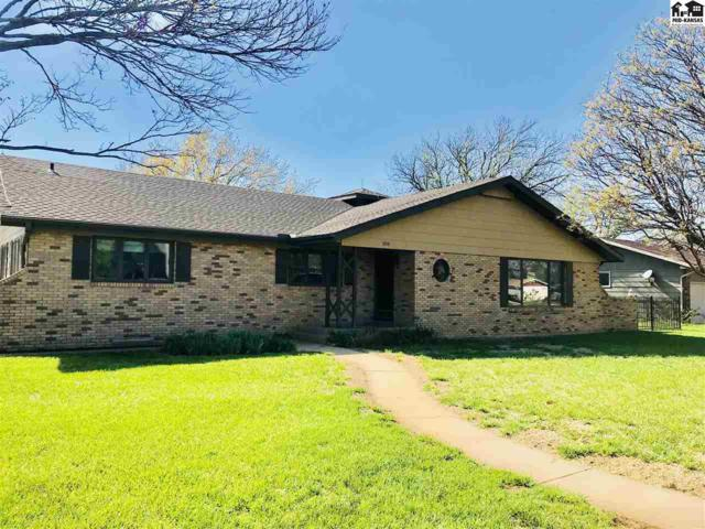 205 S Washington Ave, Moundridge, KS 67107 (MLS #37358) :: Select Homes - Team Real Estate
