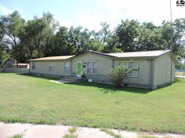 110 N Kent St, Nickerson, KS 67561 (MLS #37359) :: Select Homes - Team Real Estate
