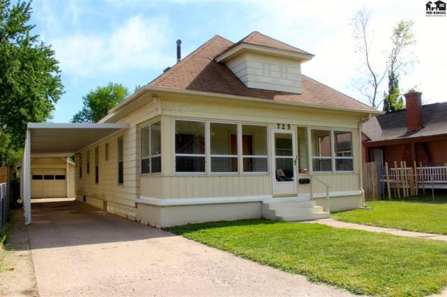 725 E 7th Ave, Hutchinson, KS 67501 (MLS #37371) :: Select Homes - Team Real Estate