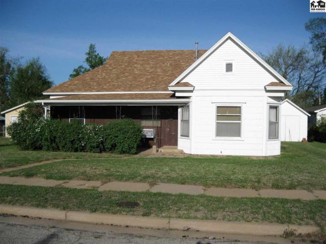 211 S Rhodes Ave, Pretty Prairie, KS 67570 (MLS #37378) :: Select Homes - Team Real Estate
