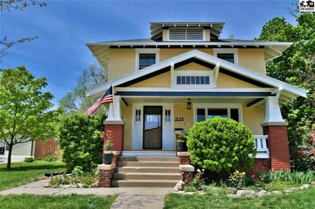 221 N Walnut St, McPherson, KS 67460 (MLS #37380) :: Select Homes - Team Real Estate