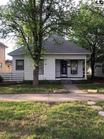 318 W 8th Ave, Hutchinson, KS 67501 (MLS #37396) :: Select Homes - Team Real Estate