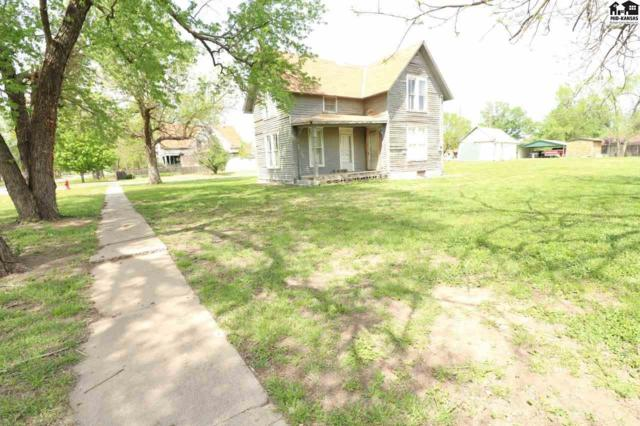 612 N Sycamore St, Peabody, KS 66866 (MLS #37397) :: Select Homes - Team Real Estate