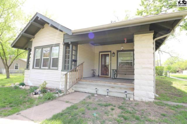 611 N Maple St, Peabody, KS 66866 (MLS #37398) :: Select Homes - Team Real Estate