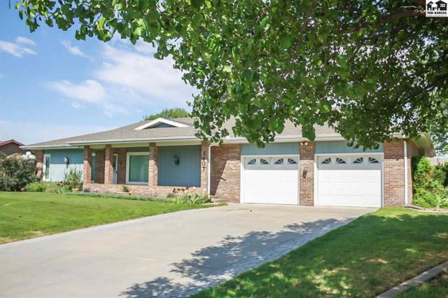 1407 Western Ave, Pratt, KS 67124 (MLS #37426) :: Select Homes - Team Real Estate